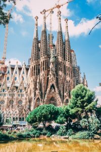 BARCELONA- ESPAÑA - MUJER Y VIAJERA - VIAJAR SOLA