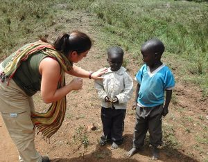 UGANDA. Mujer y Viajera. Carolina Esteller