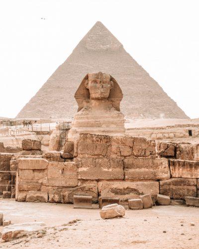 EGIPTO - MUJER Y VIAJERA - VIAJAR SOLA