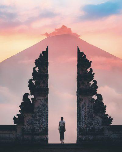 INDONESIA - MUJER Y VIAJERA - VIAJAR SOLA