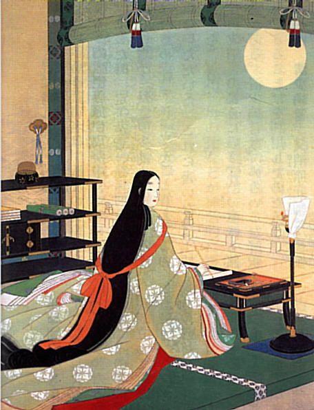MURASAKI SHIKUBU - MUJER Y VIAJERA