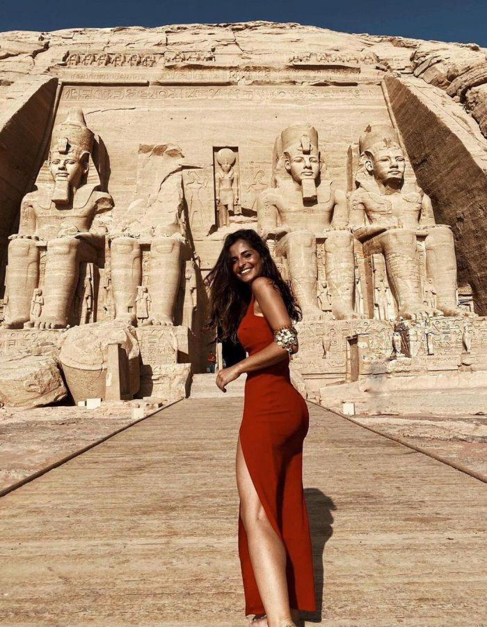 EGIPTO BELLE EPOQUE - MUJER Y VIAJERA - VIAJES DE LUJO