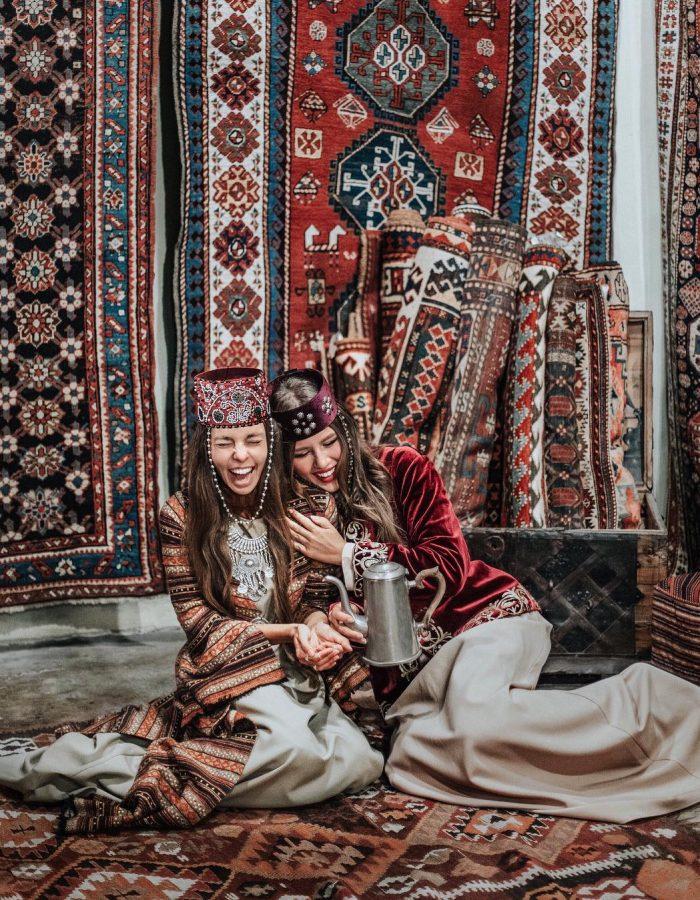 ARMENIA PARA MUJERES - MUJER Y VIAJERA23